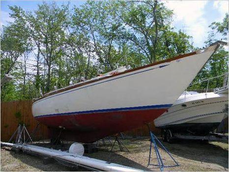1971 Hood Custom Sail