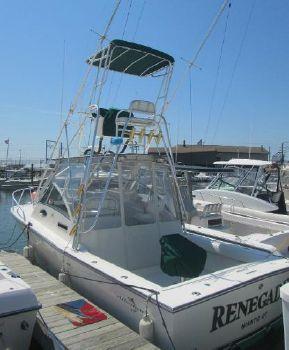 2000 Albemarle 282 Express Fisherman