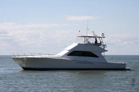 2009 Viking 56' Convertible Profile