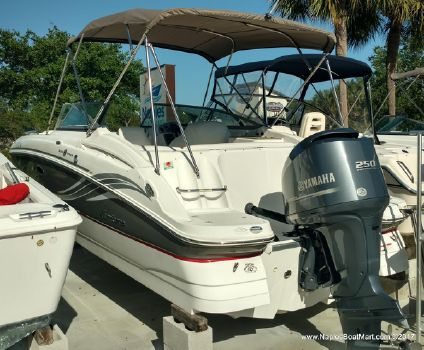 2013 Hurricane SD 2400 OB