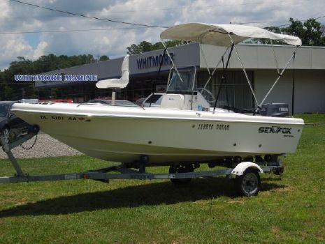 2007 Sea Fox 16CC Sport Series