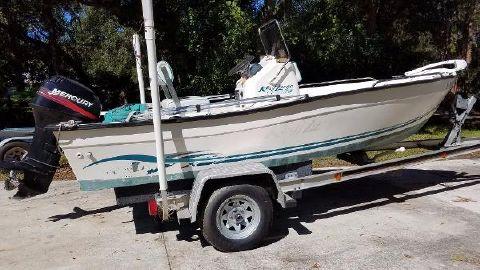 2000 Key Largo 160