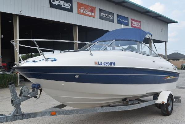 Check out this 2005 BAYLINER 212 Capri Cuddy on Boattrader com