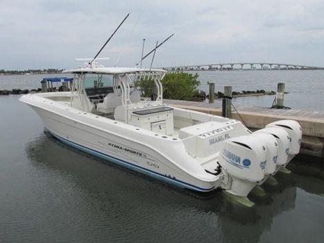 2012 Hydra-Sports 42 CC (4) YAMS, Under Warranty