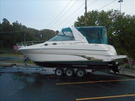 1998 Sea Ray Sport Cruiser 290 Sundancer