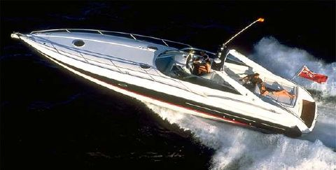 1999 Sunseeker Superhawk 48 Manufacturer Provided Image
