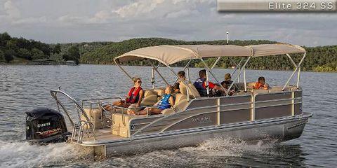 2015 G3 Boats Elite 324SS