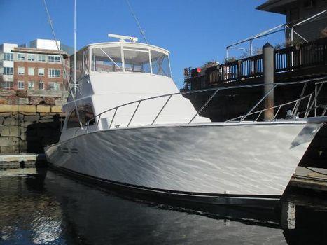 2001 Post Sportfish 50 Starboard Bow