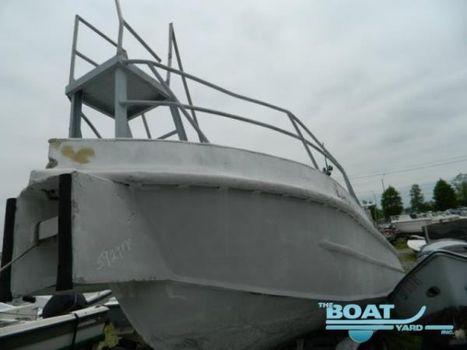"1981 Other Custom Aluminum Workboat 28'x100"""