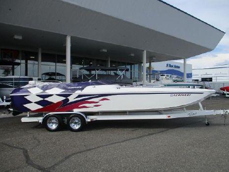 2000 Eliminator Boats 25 Daytona open bow