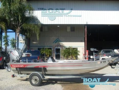 2000 Duracraft 18 NO MOTOR HULL ONLY
