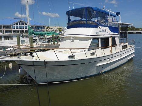 1987 Monk 42 Classic Trawler Monk 42 SPRING BREAK