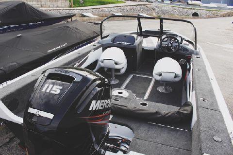 2015 Smoker-craft 161 Pro Angler