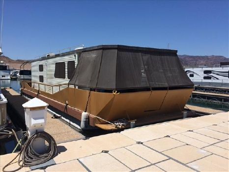 1988 Other Leisure Craft Ltd 50' Houseboat