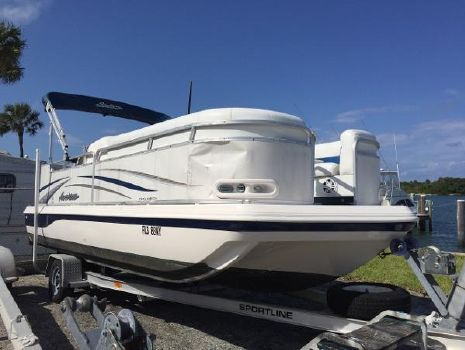 2004 Hurricane FunDeck 218 R RE
