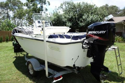 2005 Boston Whaler 190 Nantucket