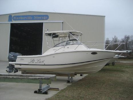 2005 SCOUT 280 Abaco