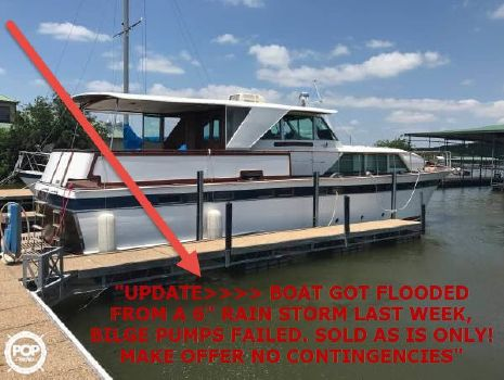 1971 Chris-Craft 57 Commander 1971 Chris-Craft 57 Commander for sale in Graham, TX