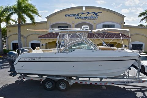 2015 World Cat Renegade 2740  Glacier Bay Edition