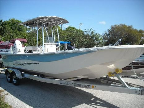 2015 Carolina Skiff 258 DLV