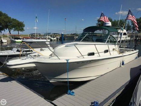 2001 Trophy 2802 Walkaround 2001 Trophy 2802 for sale in Linwood, MI
