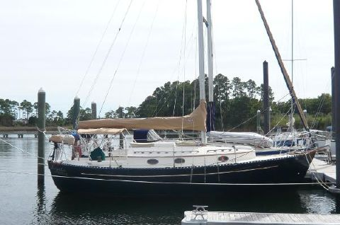 1986 Nimble 30 Sloop