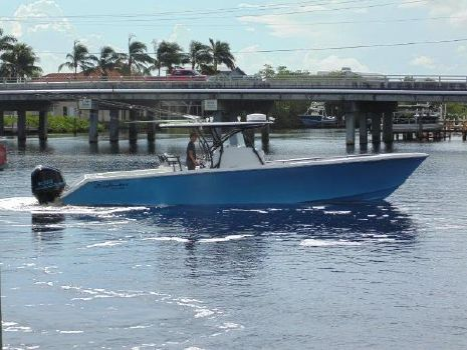 2014 Sea Hunter 37 Seahunter