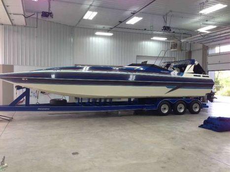 1991 Eliminator Boats 32 Daytona
