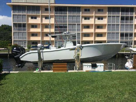 2005 Yellowfin 34 Center Console