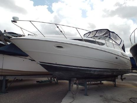 2000 Bayliner 3055 Ciera Sunbridge Portside Profile 1