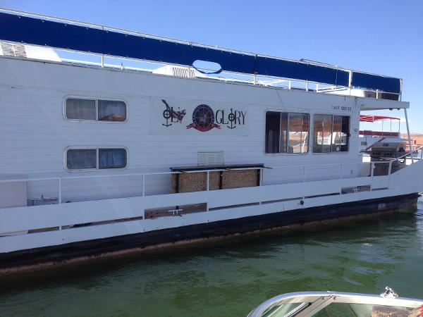 1979 Kayot Houseboat