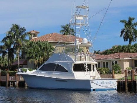 2002 Ocean Yachts sportfish ss