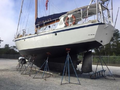 1992 SLOOP PALMER JOHNSON Builder Sloop