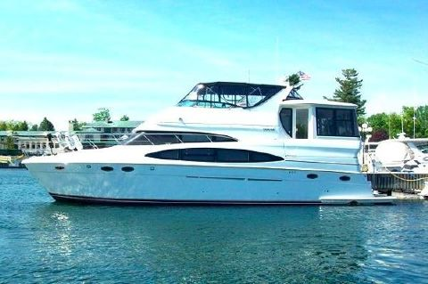 2003 CARVER YACHTS 506