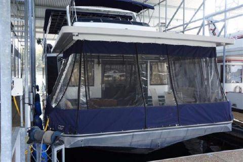 1995 Sumerset Houseboats 16 x 76 Custom
