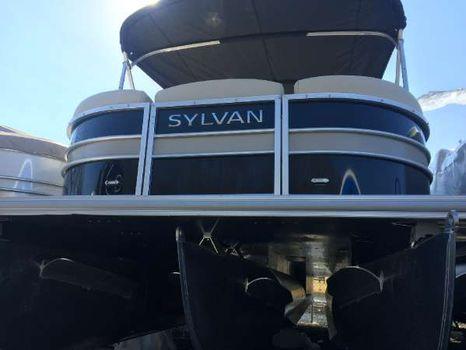 2017 Sylvan 8524 LZ LE
