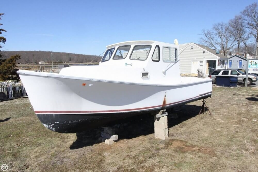 Lobster Boats For Sale >> Used 1990 General Marine 26 Westbrook Ct 06498 Boat Trader