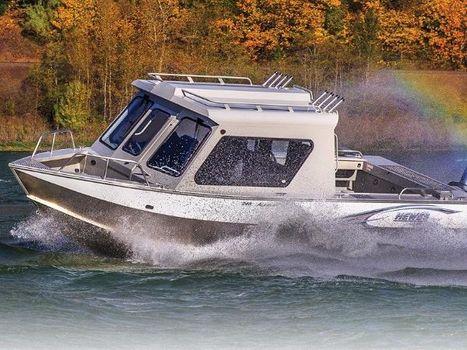 2017 Hewescraft Alaskan 240ET MLC