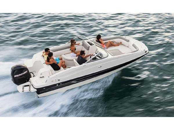 2014 Bayliner 190 Deck