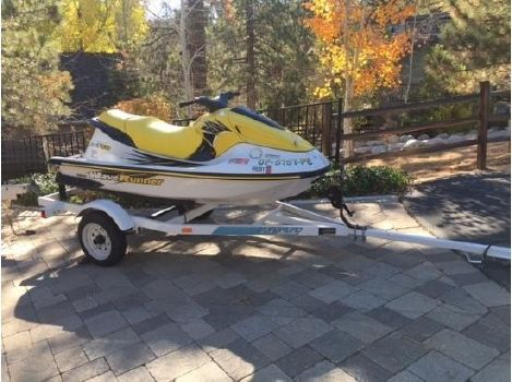 1997 Yamaha Wave Runner GP 760