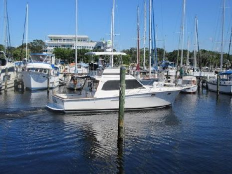 1987 Egg Harbor 41 Convertible 41 Egg Harbor Sportfish