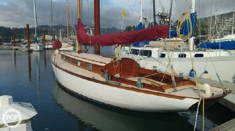 1961 Stephens 38 Farallone Clipper 1961 Stephens Brothers 38 Farallone Clipper for sale in Brookings, OR