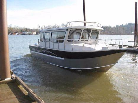 2018 Raider 2696 Sea Raider Cuddy