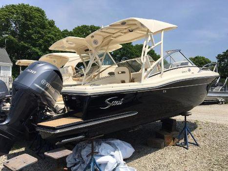2016 Scout 245 Dorado For Sale Scout 245 Dorado New - Actual For Sale Boat