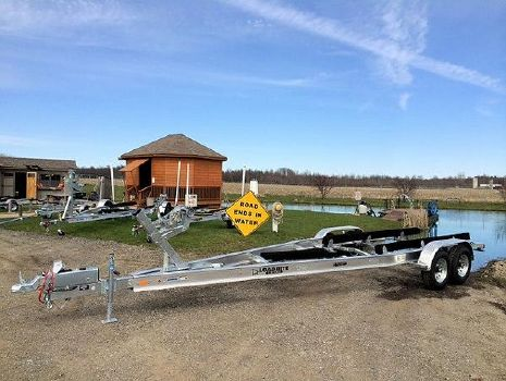 2018 LOAD RITE TRAILERS 5S-AC26T8400102LTB2
