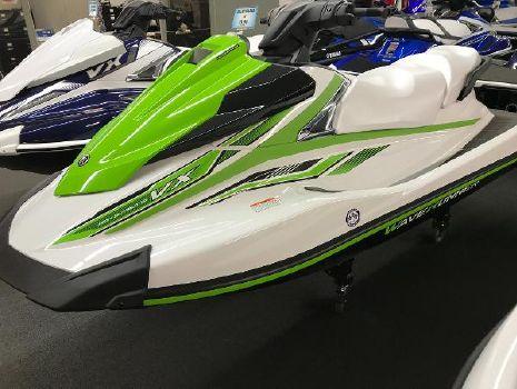 2018 Yamaha WaveRunner VX