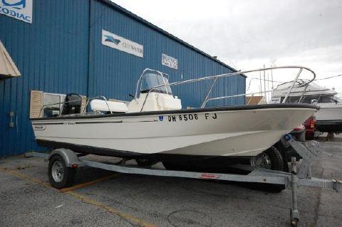 2014 Boston Whaler 17 Montauk