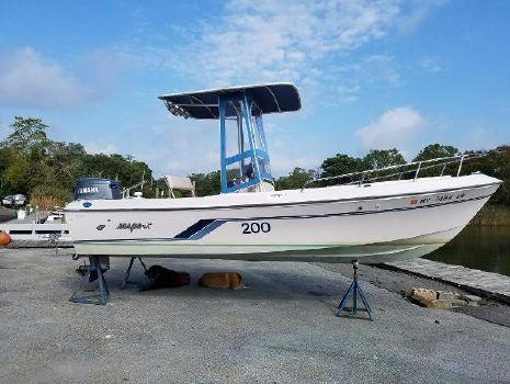 1994 Aquasport 200 Osprey