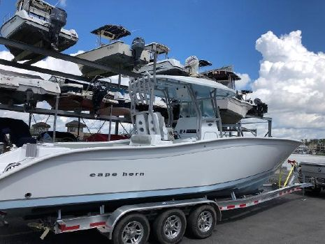 2019 CAPE HORN 31FT. Center Console