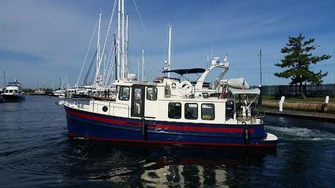 2002 Nordic Tug 32